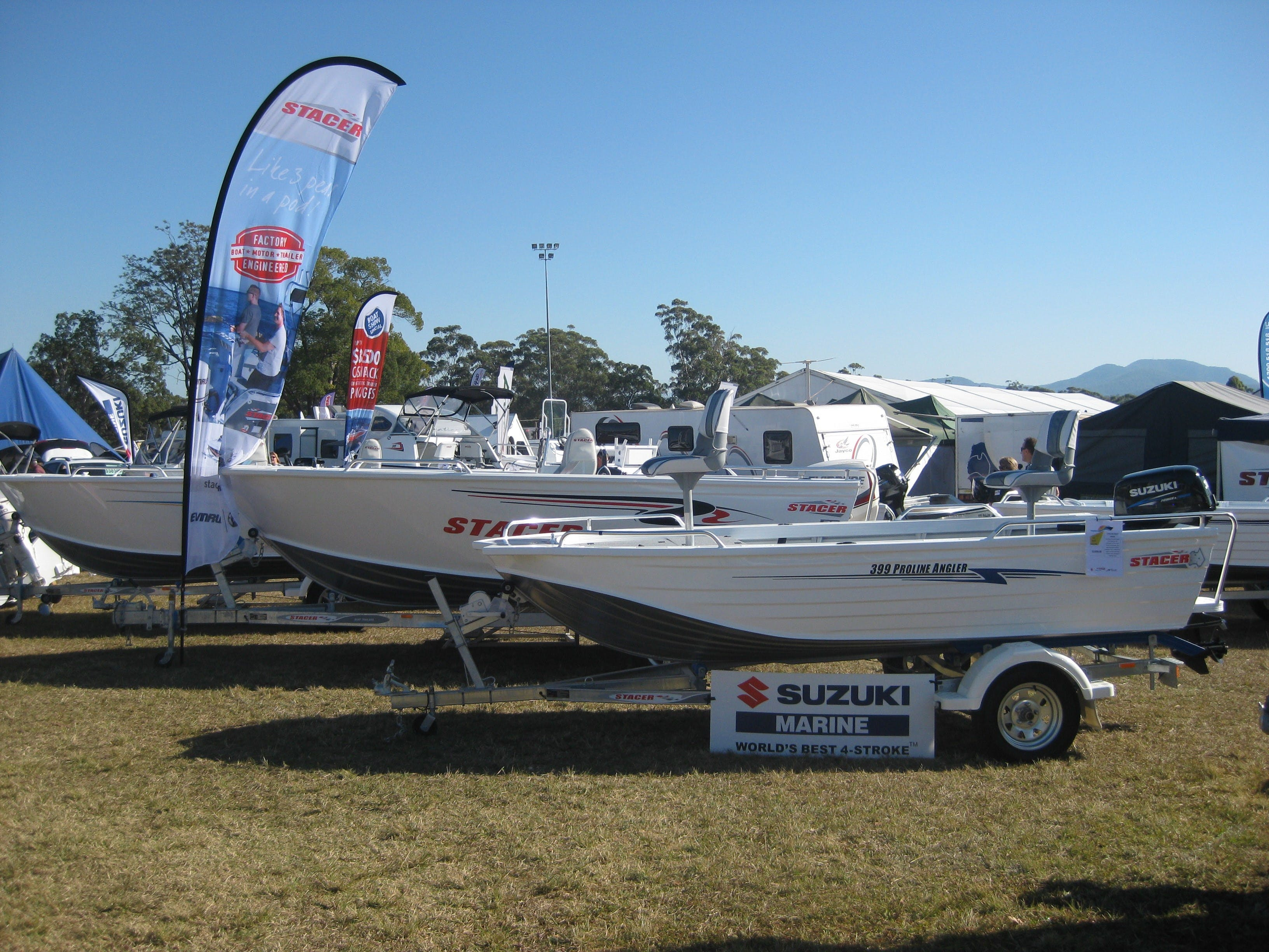 Mid North Coast Caravan Camping 4WD Fish and Boat Show - Accommodation Noosa
