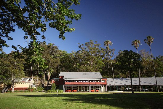 Audley Dance Hall Cafe  Events - Accommodation Noosa