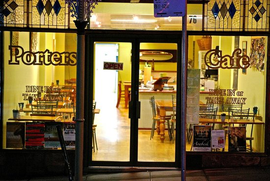 Porters Cafe - Accommodation Noosa