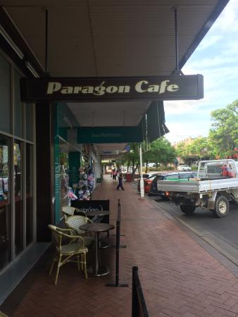 Paragon Cafe Parkes - Accommodation Noosa