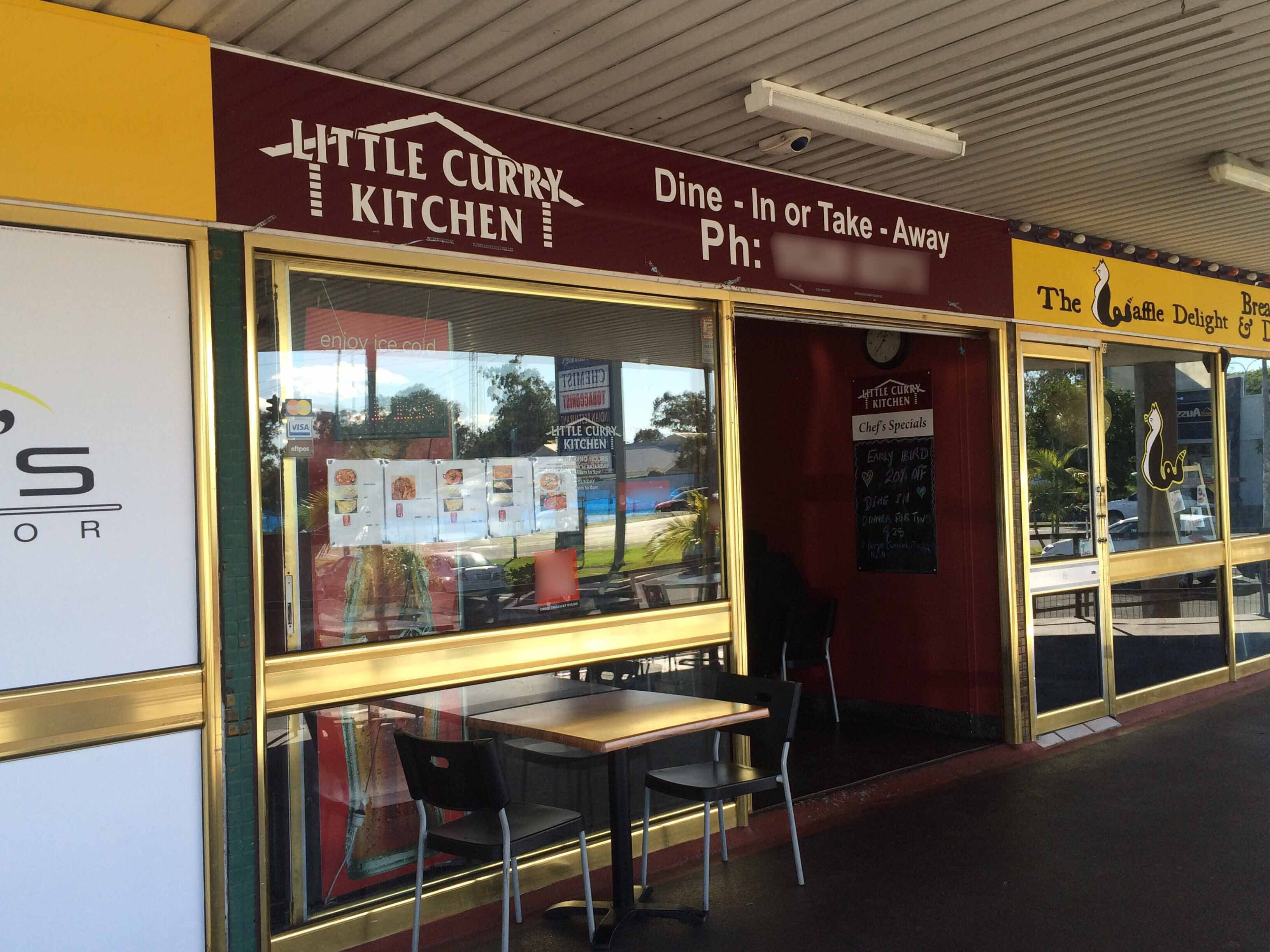 Little Curry Kitchen - Accommodation Noosa