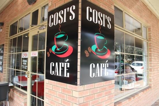 Cosis Cafe - Accommodation Noosa