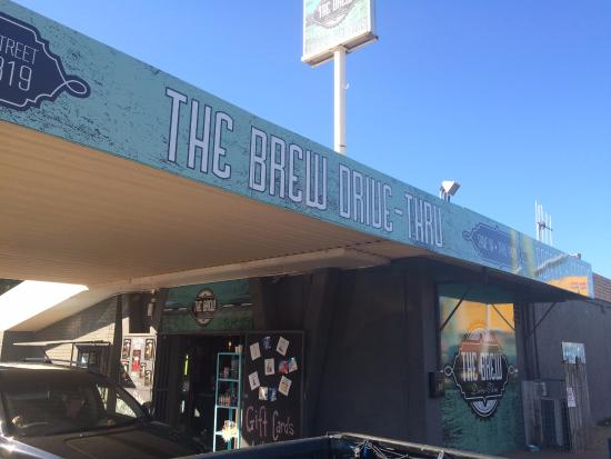 The Brew Drive Thru - Accommodation Noosa