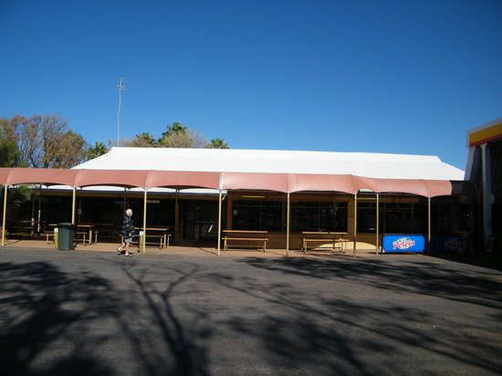 Erldunda Roadhouse - Accommodation Noosa