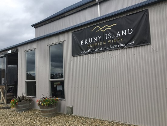 Bruny Island Wines Grill - Accommodation Noosa