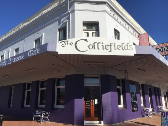 The Colliefields Coffee Shoppe / Tea House - Accommodation Noosa
