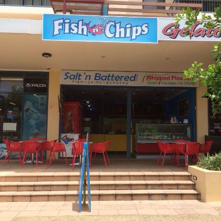 Salt N Battered On Alex Pty Ltd - Accommodation Noosa