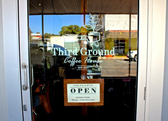 Third Ground Coffee House - Accommodation Noosa