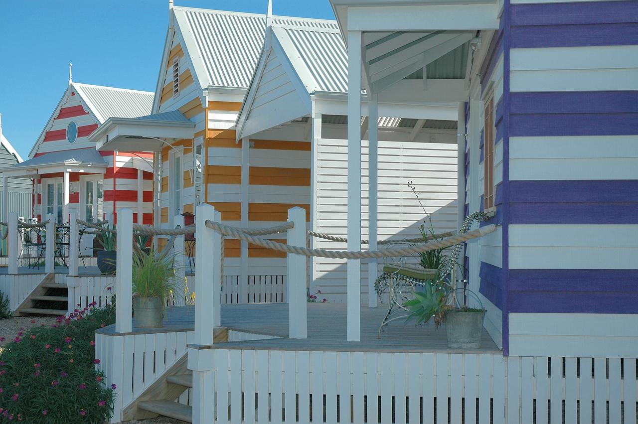 Beach Huts Middleton - Accommodation Noosa