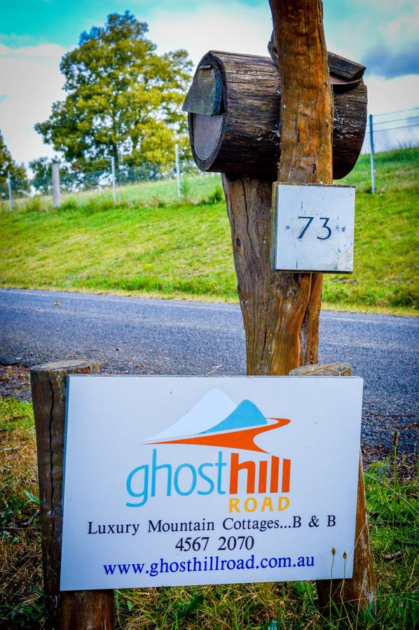Ghost Hill Road - Accommodation Noosa