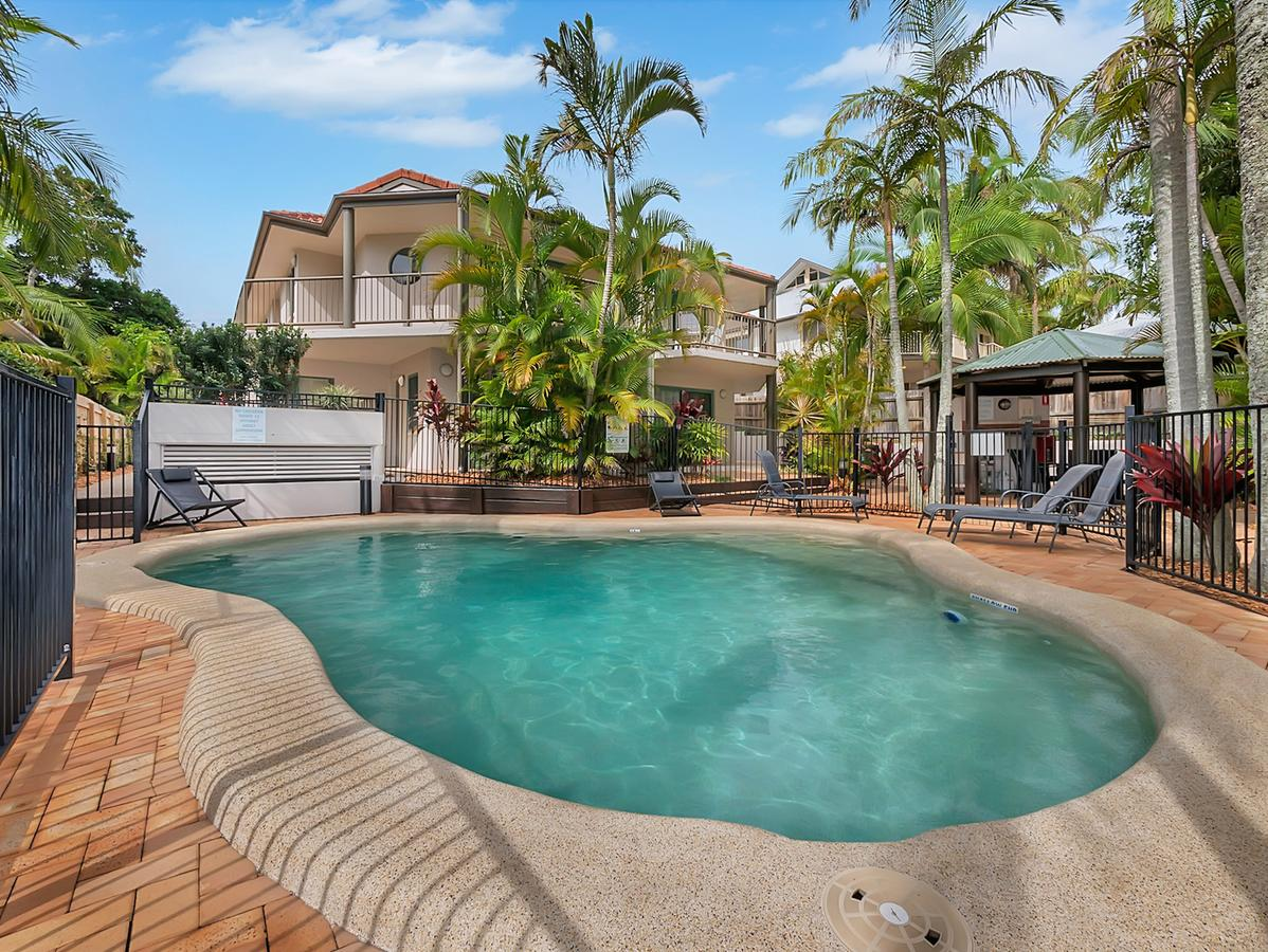 Cossies by the Sea - Accommodation Noosa