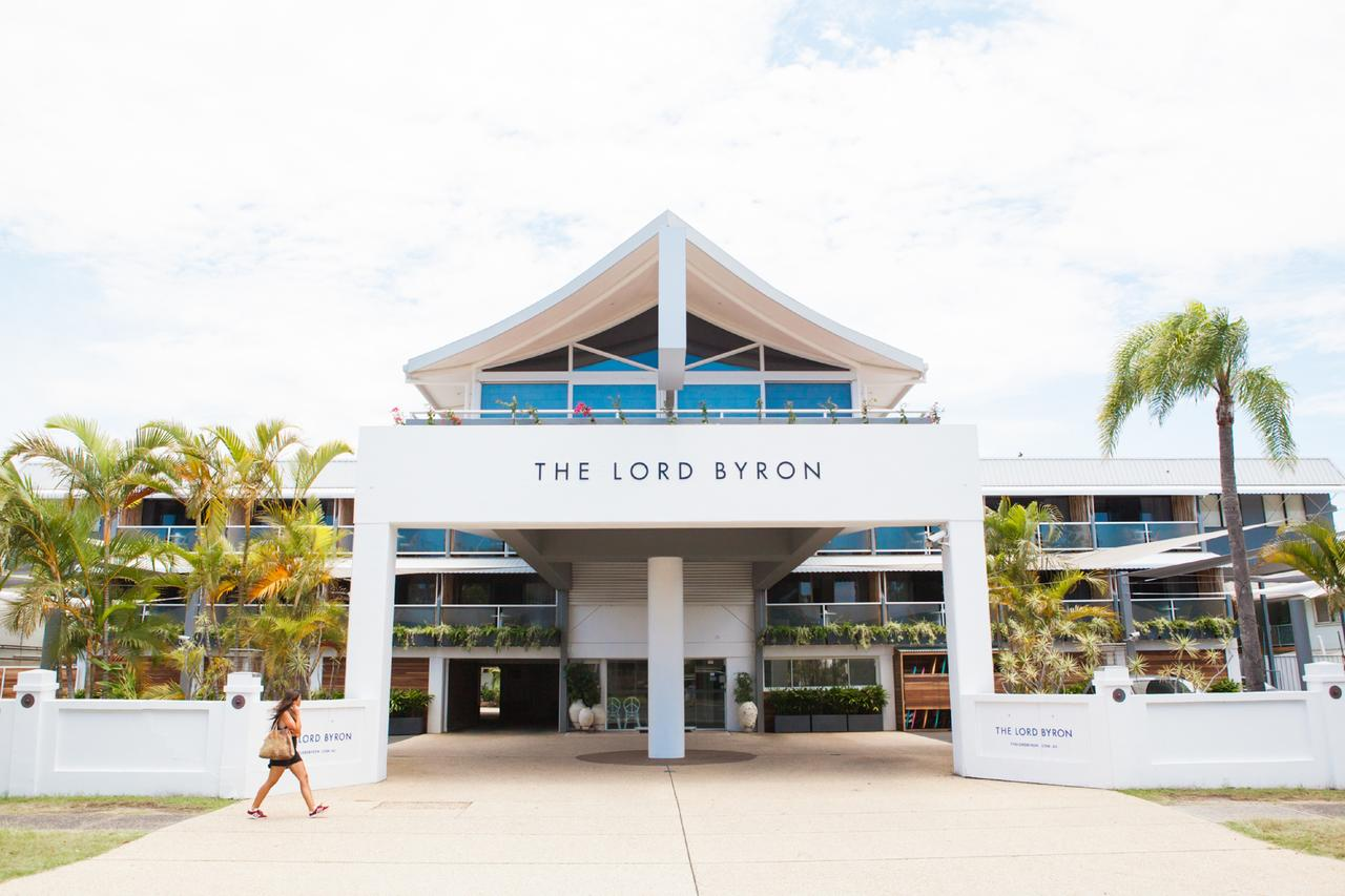 The Lord Byron - Accommodation Noosa