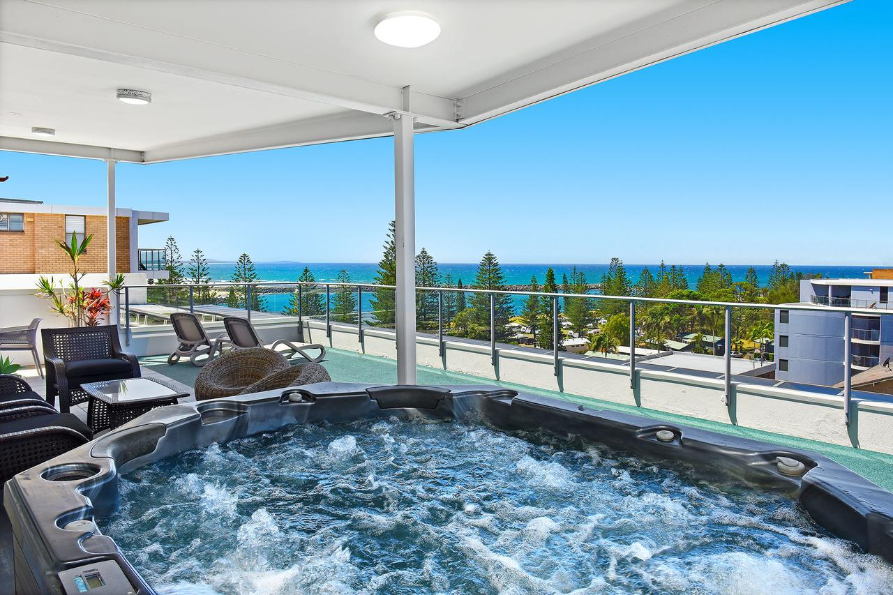 Macquarie Waters Boutique Apartment Hotel - Accommodation Noosa