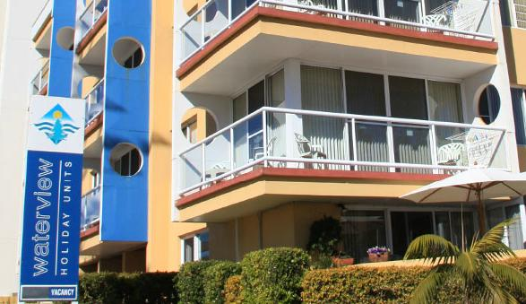 Waterview Apartments - Accommodation Noosa