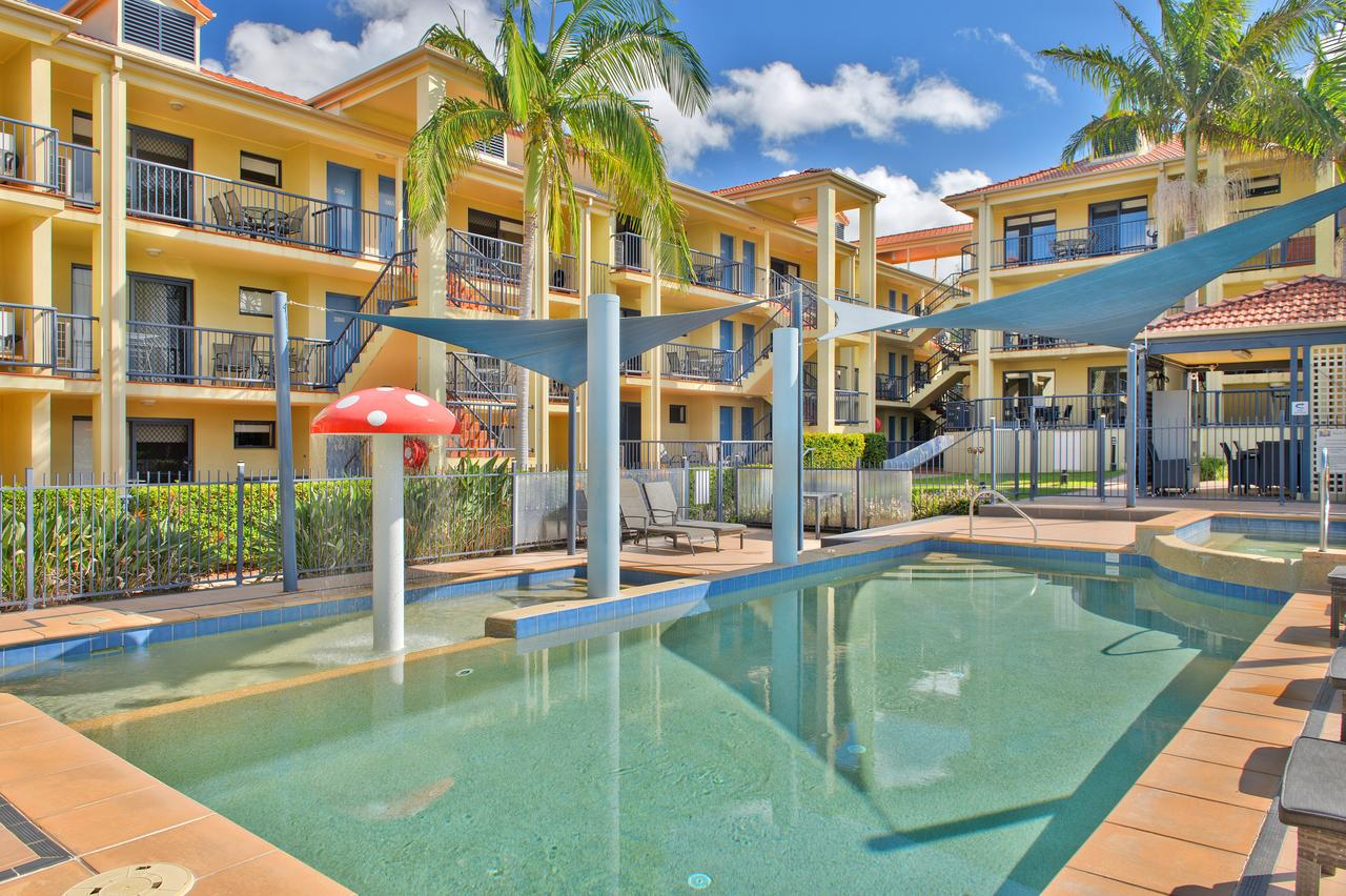 South Pacific Apartments - Accommodation Noosa