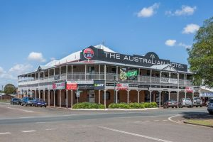 The Australian Hotel Murgon - Accommodation Noosa