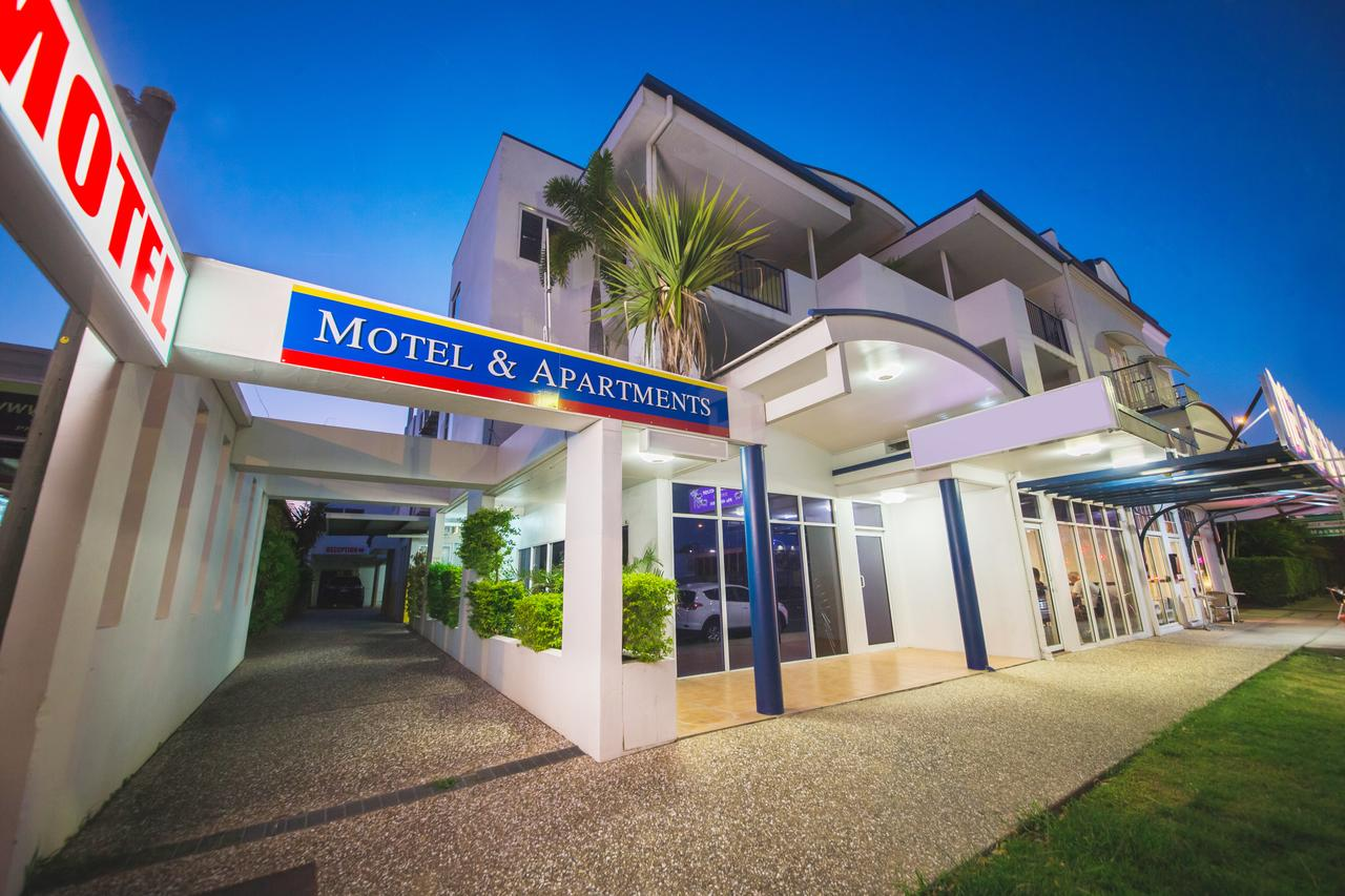 Cosmopolitan Motel  Serviced Apartments - Accommodation Noosa