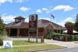 Best Western Plus All Settlers Motor Inn - Accommodation Noosa